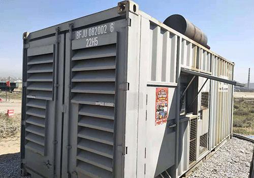 东胜发电机出租