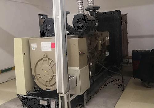 发电机组租赁安装